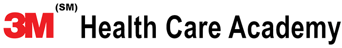 3M Health Care Academy logo